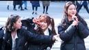 180211 신촌 버스킹 민지 직캠 Busters Minji 's Fancam By 민지닷컴