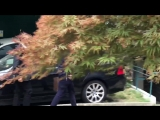 Bakayoko arrives at La Madonnina clinic for his medical. BenvenutoBakayoko - -