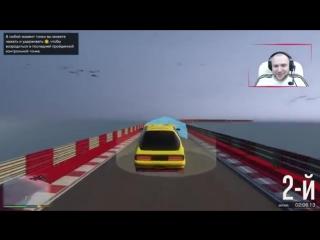 ч.26 Один день из жизни в GTA 5 Online - ПАРАШУТНОЕ БЕЗУМИЕ