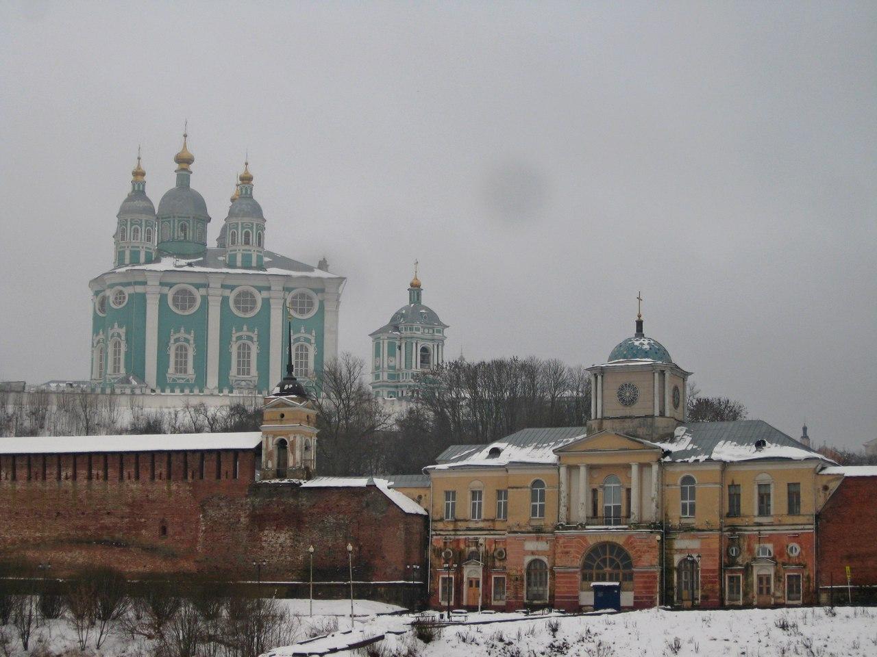 Знакомство со Смоленском. 12 фотографий