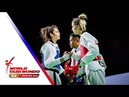 Final [female -57Kg] YAMAN, IREM(TUR) vs VULETIC, BRUNA(CRO)