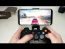 [Nick Mora] Беспроводной Android Геймпад для телефона тест бюджетного джойстика