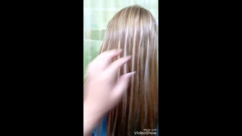 Капсульное наращивание на короткие волосы.