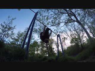 Как научиться Подъём двумя за одну тренировку (Basket Kip Tutorial)