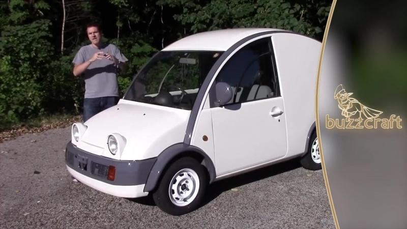 Я купил самую уродливую машину в истории