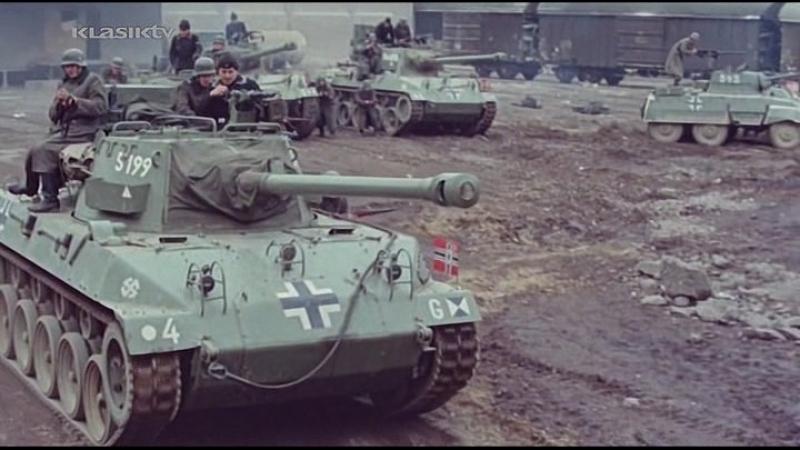 Партизаны (1974) Битва за Шабац