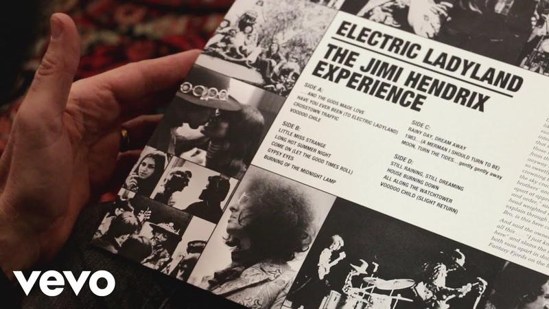 Joe Satriani reflects on the Hendrix masterpiece Electric Ladyland