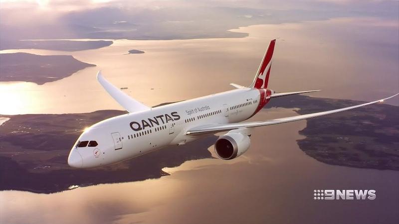 Qantas 747-400 Retirement Announcement