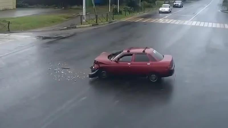 Призрачные аварии