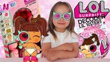 Новые Куклы ЛОЛ СЕСТРИЧКИ 4 серия ДЕКОДЕР LOL Surprise DECODER Series 4 Lil Sisters Reveal! Nika Kid