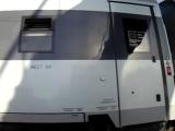 Электровоз ВЛ82М в сцепке с электровозом ЧС8 с пассажирским поездом на станции Харьков-Пассажирский возле платформы Новосёловка