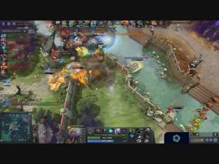 Победа vs EPG (Reshuffle Madness, game 2)
