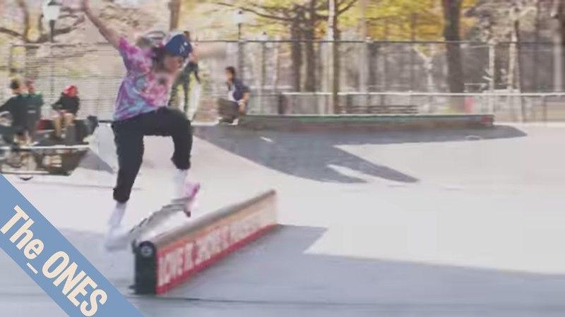 The All-Girl Skate Crew We Can't Get Enough Of | The_ONES by Zappos » Freewka.com - Смотреть онлайн в хорощем качестве