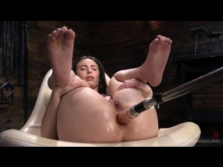 [FuckingMachines.com / Kink.com] Casey Calvert (All Natural Sex Kitten Casey Calvert takes on Anal Fucking Machines  20.12.2017)