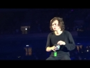 Harry styles drinking water. or: boring things i could watch him do all day long. chicago, 8/29