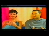 Victoria Beckham - Interview OOYM Press Day #1 - MTV News xx.07.2000