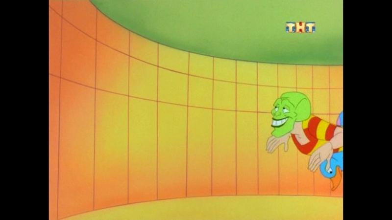 маска 1 сезон 10 серия марсианская маска