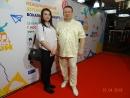 Гостья Анюта Ильина зажигает на вокальном конкурсе Лети со мной