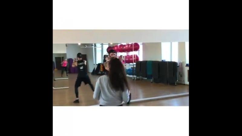 Мастер класс с «нууууу оооооочень» крутым Алексеем Лебедевым 🏋🏻♀️💪🏻🔥 Body Combat 💥💪🏻😱 Только два дня! Только в фитнес клубе Пра