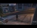 Весёлый мальчуган - GTA Online (BUG) Bunny Funny Walking