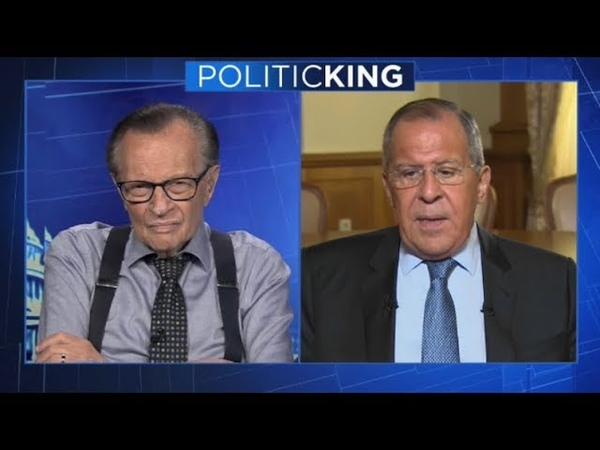 Russias Sergey Lavrov on Trump-Putin summit, Mueller probe and more