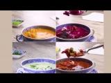 Наши любимейшие супы! 4 вкуснейших и очень простых рецепта. Гениально!