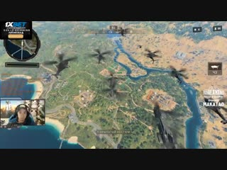 [makataO] Как BATTLE ROYALE выглядит в Call of Duty: Black Ops 4 (Blackout)