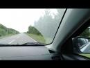 Дорога с Саратовской области в Тамбовскую