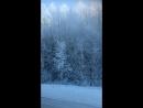 Крещенские морозы Пермского края