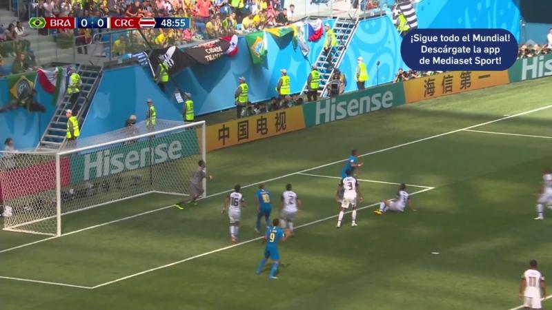 Brasil 2–0 Costa Rica Resumen del partido - FIFA World Cup 2018 (Grupo E)