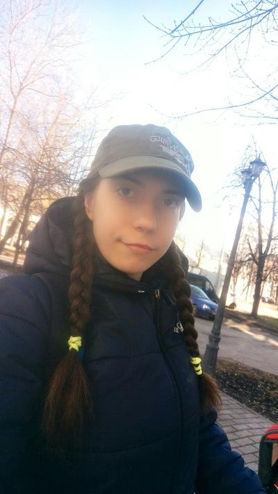 Анастасия Сексарова