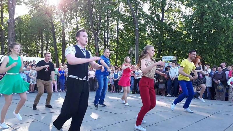 МД Буги-Вуги Ярославль зажигает на Дне города