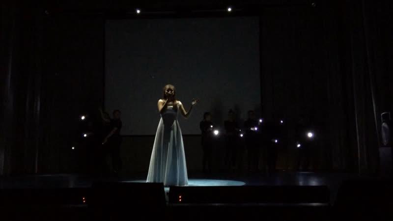 «Ария звезды» Куренкова Дарья и СЭТ «Калейдоскоп»