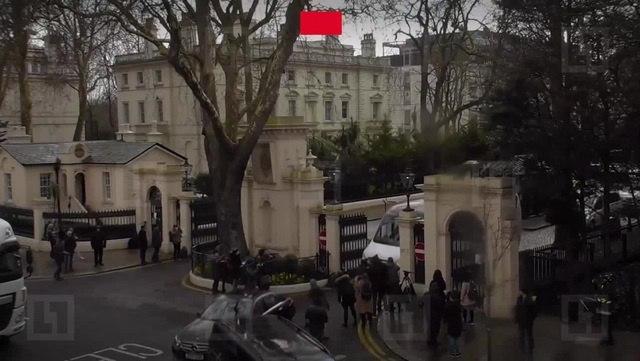 Лондон, гудбай!