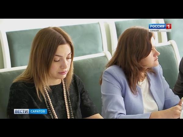Партнерство Саратовской области и стран ЕАЭС обсуждали в Торгово-промышленной палате региона