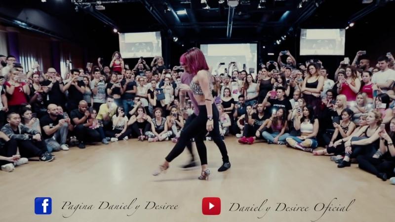 DANIEL Y DESIREE - Antonio Jose - A Un Milimetro De Ti (Bachata By Dj Khalid)