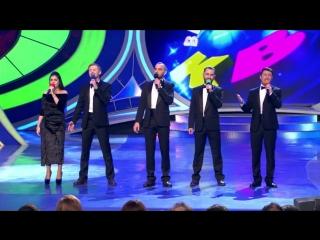 Планета Сочи - Музыкальный фристайл (КВН Высшая лига 2018. Первая 1/8 финала)