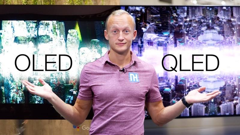 Samsung 8K QLED - ska du välja OLED eller QLED i höst