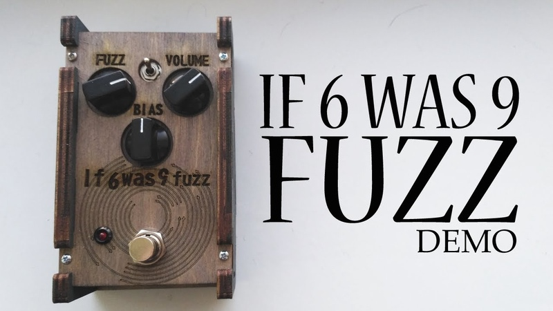 If 6 was 9 Fuzz demo