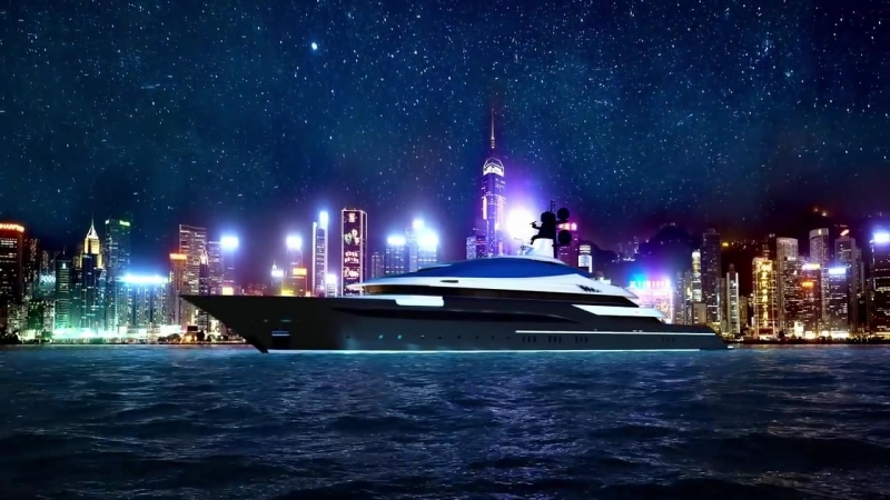 Oceanco Project Cosmos