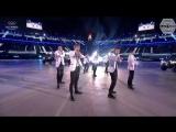 [РУСС. САБ] 180225 EXO - Growl x Power @ PyeongChang 2018 Winter Olympics Closing Ceremony