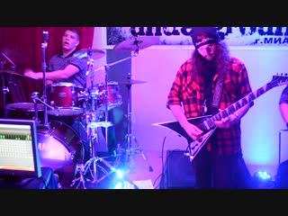 Январиум - Без происшествий - (24/11/2018 - 5 лет Miass_Music в Антикафе
