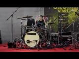 Анастасия Середа в финале Drummers United 2017