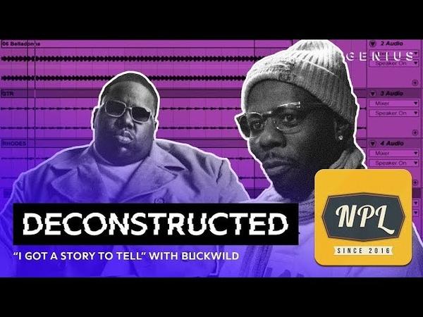 Разбор трека Notorious B.I.G. I Got A Story To Tell c Buckwild   Озвучка NPL  