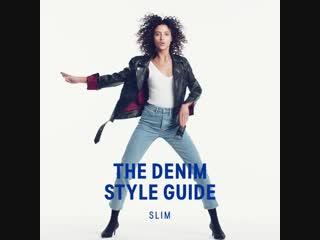 H&m denim style