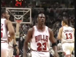 jordans best play of every NBA playoff!