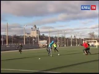 В Ельце прошёл турнир по футболу среди дворовых команд