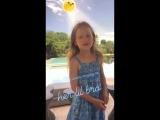 Джессика на отдыхе в Мексике (4 июля 2018)