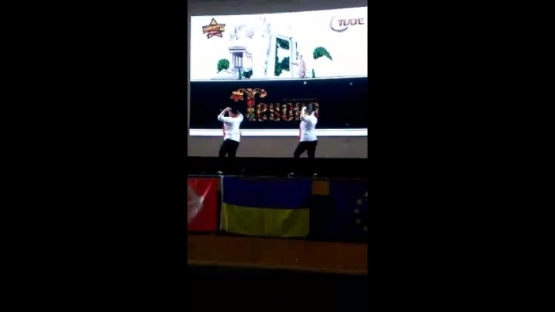 BABA-KARAM Chernishova Irana and Tsybulyak Tatyana 1 место
