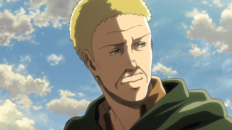 Attack On Titan Season 2: Hannes Motivates Mikasa Armin